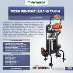 Jual Mesin Pembuat Lubang Tanah AGR-PT62 di Yogyakarta