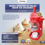 Jual Mesin Serutan Es Salju (Snow Ice Crusher) MKS-ICE38 di Yogyakarta