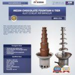 Jual Mesin Chocolate Fountain 6 Tier (MKS-CC6) di Yogyakarta