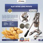 Jual Alat Cetak Long Potato MKS-LPCT50 di Yogyakarta