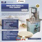 Jual Mesin Roti Tortilla/Pita/Chapati – TRT44 di Yogyakarta