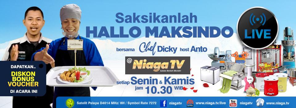 Toko Mesin Maksindo Yogyakarta 5