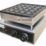 Jual Mesin Pembuat Snack Mini Pancake Poffertjes MKS-CRIP25 (listrik) – 25 lubang di Yogyakarta
