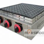 Jual Mini Pancake Poffertjes Gas 100 Lubang MKS-MPC100 di Yogyakarta
