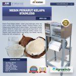 Jual Mesin Pemarut Kelapa Stainless PRT-125 di Yogyakarta