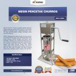 Jual Mesin Pencetak Churros MKS-CRS05 di Yogyakarta