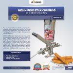 Jual Mesin Pengisi Churros (Churros Filling) MKS-PFL30 di Yogyakarta