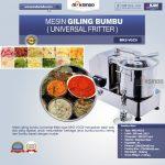 Jual Mesin Giling Bumbu (Universal Fritter) MKS VGC9 di Yogyakarta