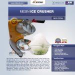 Jual Mesin Ice Crusher MKS-CRS30L di Yogyakarta