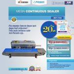 Jual Continuous Band Sealer MSP-770IB di Yogyakarta