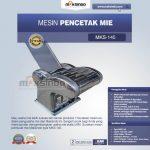 Jual Mesin Cetak Mie (MKS-145) di Yogyakarta