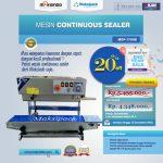 Jual Mesin Continuous Band Sealer MSP-770IIB di Yogyakarta
