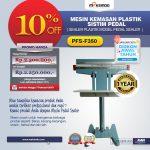 Jual Mesin Sealer Plastik Pedal Sealer di Yogyakarta