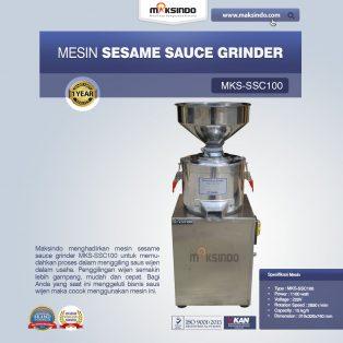 Jual Sesame Sauce Grinder MKS-SSC100 di Yogyakarta
