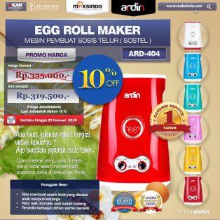 Jual Egg Roll Maker ARD-404 di Yogyakarta