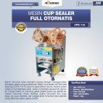 Jual Mesin Cup Sealer Full Otomatis (CPS-11A) di Yogyakarta