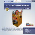 Jual Mesin Cup Sealer Manual NEW CPS-818 di Yogyakarta
