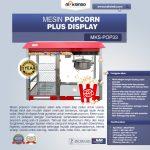 Jual Mesin Popcorn Plus Display (POP33) di Yogyakarta