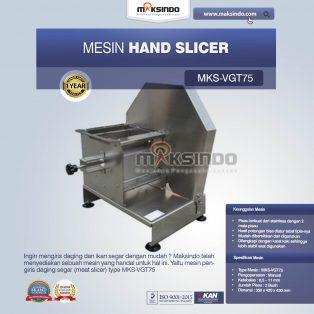 Jual Perajang Serbaguna,(Hand Slicer) MKS-VGT75  di Yogyakarta
