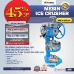 Jual Mesin Ice Crusher MKS-ISE15 di Yogyakarta