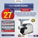 Jual Mesin Giling Daging (Meat Grinder) MHW-G51B di Yogyakarta