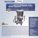 Jual Mesin Presto Stainless Steel Untuk Industri di Yogyakarta