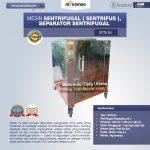 Jual Mesin Sentrifugal (Sentrifus), Separator Sentrifugal di Yogyakarta