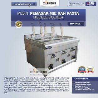Jual Noodle Cooker (Pemasak Mie Dan Pasta) MKS-PMI6 di Yogyakarta