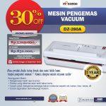 Jual Mesin Vacuum Sealer (DZ280A) di Yogyakarta