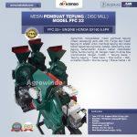 Jual Mesin Disk Mill FFC-23 di Yogyakarta
