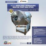 Jual Mesin Perajang Serbaguna Bentuk Chip dan Stick – MKS-VGT250 di Yogyakarta