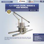 Jual Alat Cetak Cilok, Bakso dan Kue Manual di Yogyakarta
