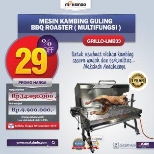 Jual Mesin Kambing Guling BBQ Roaster (GRILLO-LMB33) di Yogyakarta