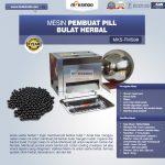 Jual Mesin Pembuat Pill Bulat Herbal (FMS99) di Yogyakarta