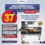 Jual Mesin Kambing Guling BBQ Roaster (GRILLO-LMB44) di Yogyakarta