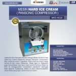 Jual Mesin Hard Ice Cream (HIC20) di Yogyakarta