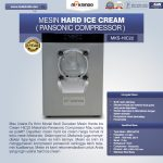 Jual Mesin Hard Ice Cream (HIC22) di Yogyakarta