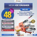 Jual Mesin Es Serut (Ice Crusher) di Yogyakarta