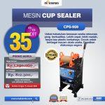 Jual Mesin Cup Sealer CPS-959 di Yogyakarta