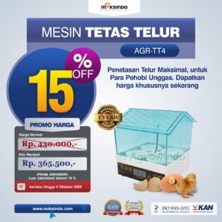 Jual Tetas Telur Mini 4 Butir (AGR-TT4) di Yogyakarta