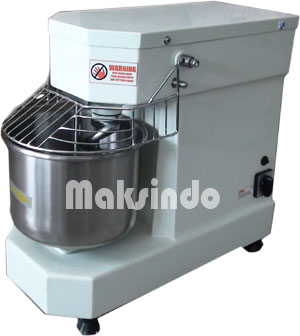 Jual Mesin Mixer Roti dan Kue Model Spiral di Yogyakarta