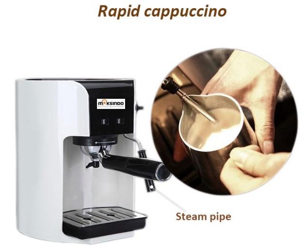 Jual Mesin Kopi Espresso Semi Auto – MKP50 di Yogyakarta
