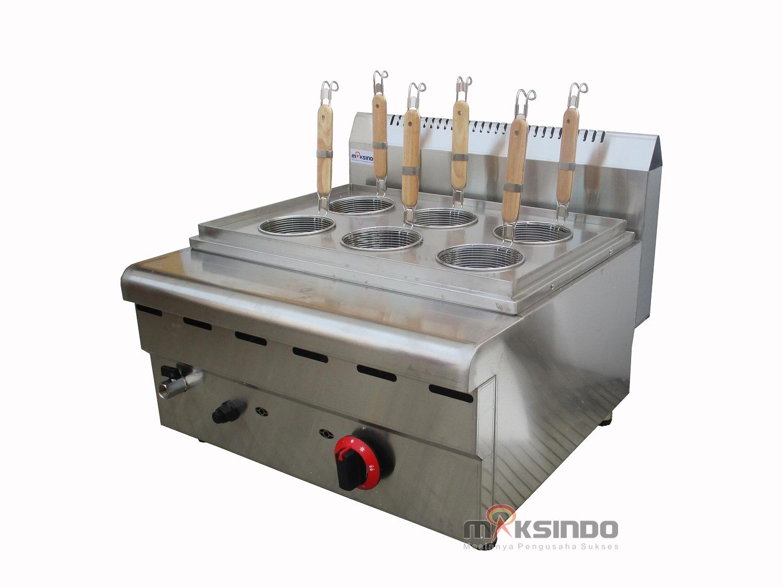 Jual Counter Top Gas Pasta Cooker MKS-606PS di Yogyakarta