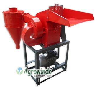 Jual Mesin Penepung Hammer Mill Listrik (AGR-HMR20) di Yogyakarta