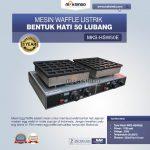 Jual Listrik Waffle Bentuk Hati 50 Lubang MKS-HSW50E di Yogyakarta