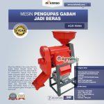 Jual Pengupas Gabah Jadi Beras AGR-RM80 di Yogyakarta