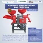 Jual Kombinasi Pengupas Beras dan Penepung di Yogyakarta