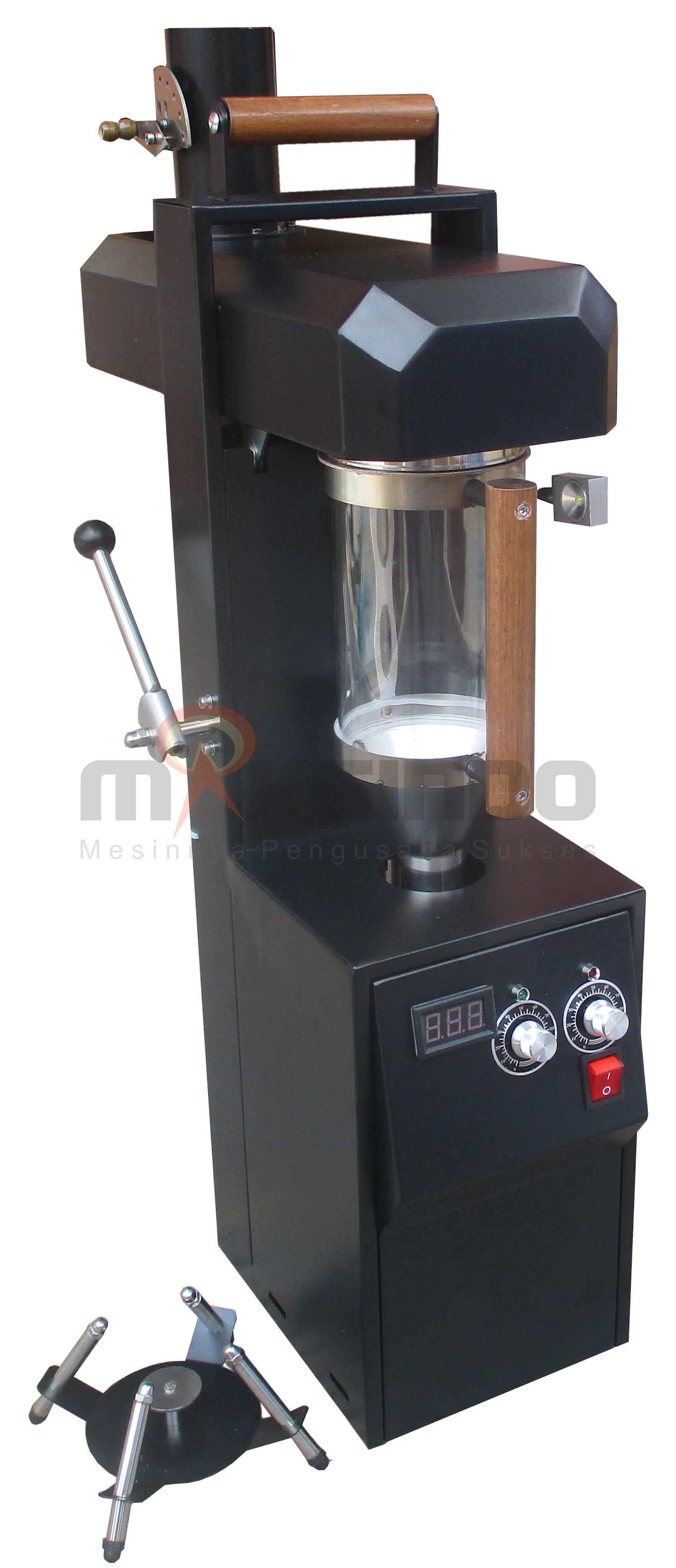 Jual Mesin Sangrai Kopi Listrik (Coffee Roaster) MKS-CRE200 di Yogyakarta