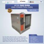 Jual Mesin Gas Oven (Gas Convection Oven) MKS-OCG5 di Yogyakarta