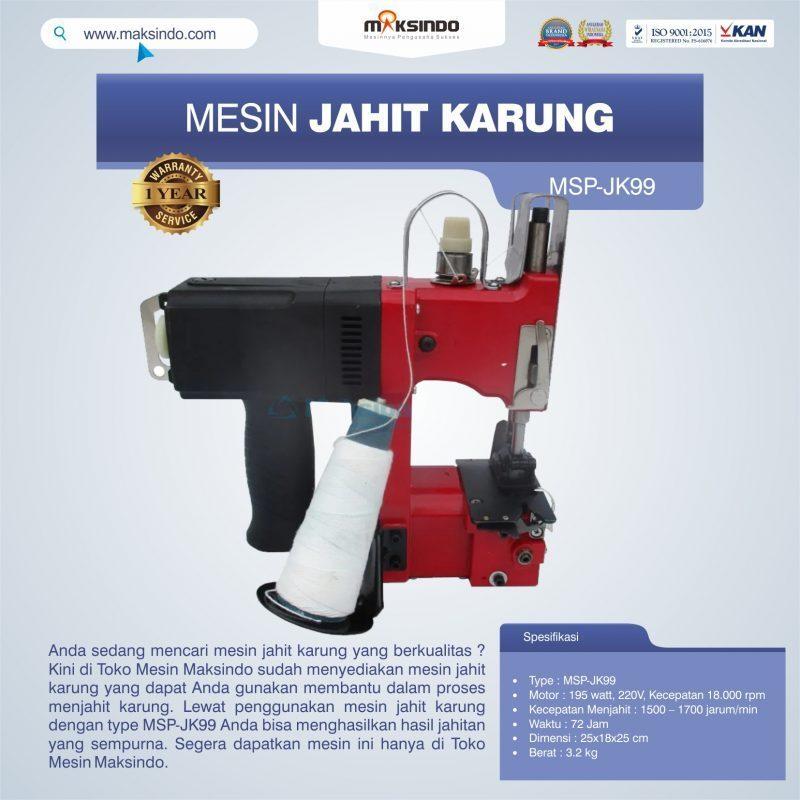 Jual Mesin Jahit Karung MSP-JK99 di Yogyakarta